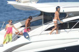 Rafael Nadal enjoys holiday with girfrliend Maria Francisca Perello (21)
