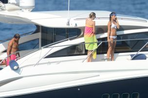 Rafael Nadal enjoys holiday with girfrliend Maria Francisca Perello (22)