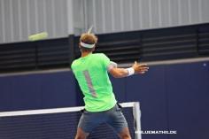 Rafael Nadal practices in Mallorca (1)
