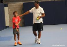 Rafael Nadal practices in Mallorca 2014 (10)