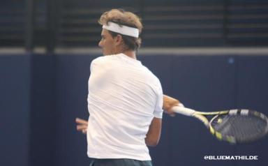 Rafael Nadal practices in Mallorca 2014 (6)