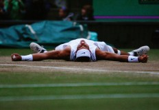 Wimbledon 2008 Rafael Nadal v Roger Federer (2)
