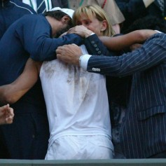 Wimbledon 2008 Rafael Nadal v Roger Federer (31)