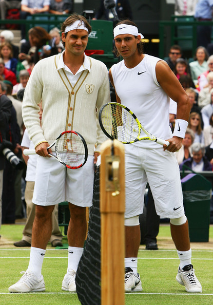 Wimbledon 2008 Rafael Nadal v Roger Federer (7)
