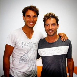Photo: David Bisbal Instagram