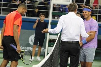 Rafael Nadal v Jo-Wilfried Tsonga Kazajistan 5