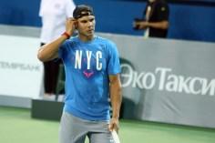 Rafael Nadal v Jo-Wilfried Tsonga Kazakhstan exhibition (15)