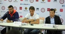 Rafael Nadal v Jo-Wilfried Tsonga Kazakhstan exhibition (19)