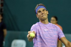 Rafael Nadal v Jo-Wilfried Tsonga Kazakhstan exhibition (2)