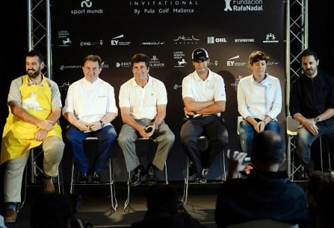Olazabal & Nadal Invitational by Pula Golf Mallorca