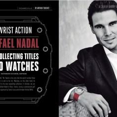 Rafael Nadal - Haute Time magazine (2)