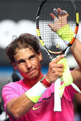 2015 Australian Open - Day 7