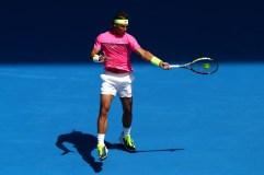 2015 Australian Open - Day 1