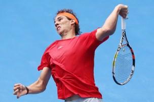 Rafael+Nadal+2015+Australian+Open+Entrenamiento