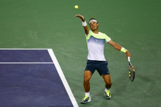 Rafael Nadal Beats Igor Sijsling In Indian Wells Opener (12)