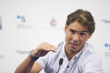 Barcelona Open 2015 Rafael Nadal Pre-Tournament Press Conference (5)