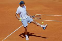 Rafael Nadal first pratice in Madrid 2015 (2)