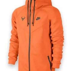 Rafael Nadal Nike Jacket for Clay Season 2015