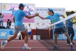 Rafael Nadal participates in Movistar event in Madrid 2015 (10)