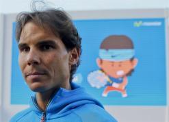 Rafael Nadal participates in Movistar event in Madrid 2015 (4)