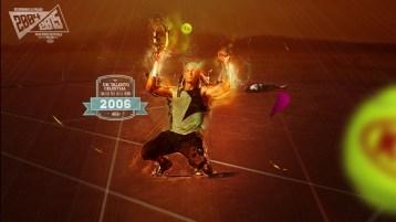 Rafael Nadal Kia Wallpapers 2006