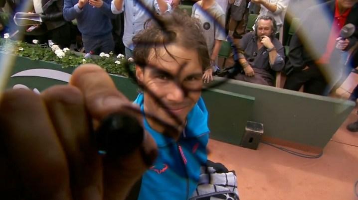 Rafael Nadal Roland Garros Round 1