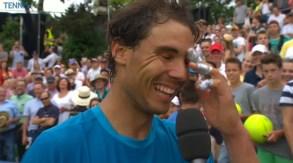 Nadal Reaches Stuttgart Semis (4)