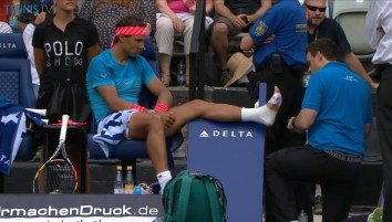 Rafael Nadal Reaches Stuttgart Semis 2015 (4)