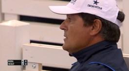Uncle Toni watching Rafael Nadal in Hamburg Round 2 2015
