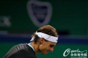 Rafael Nadal into Shanghai Masters quarter finals after beating Milos Raonic (5)
