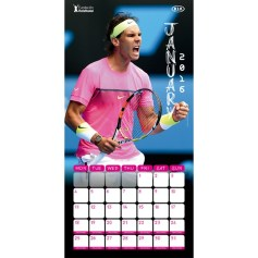 Rafael Nadal Calendar 2016 (4)