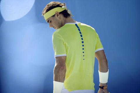 Rafael Nadal Australian Open 2016 Nike Outfit (4)