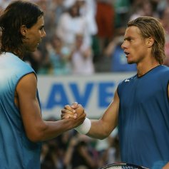 Rafael Nadal says goodbye to Lleyton Hewitt (4)
