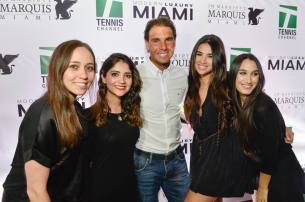 Rafael Nadal Attends 2016 Miami Open Player Party (4)