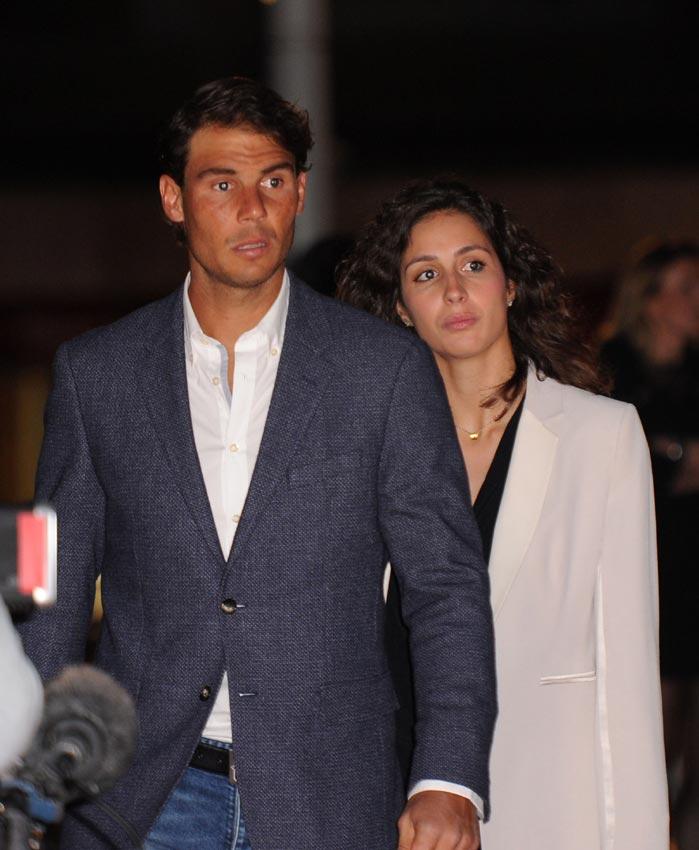 Rafael Nadal And Girlfriend Maria Francisca Perello Attend 2016 Monte Carlo Masters Party Rafael Nadal Fans