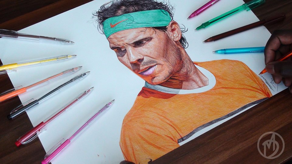 Video Artist Creates Awesome Rafael Nadal Rafael Nadal Fans