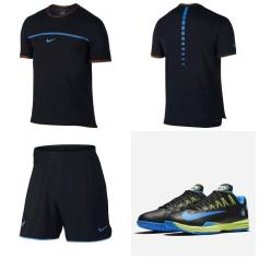 Rafael Nadal US Open 2016 Night Session Outfit