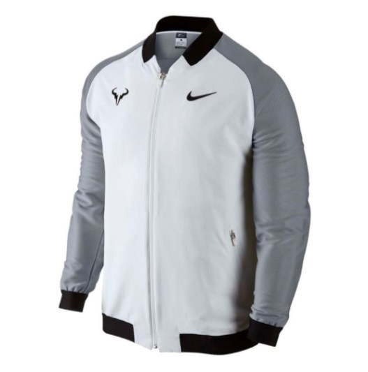 Rafael Nadal US Open 2016 Nike Jacket (2)