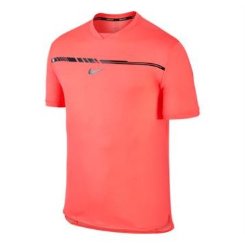 Rafael Nadal day session Nike shirt 2017 US Open (2)