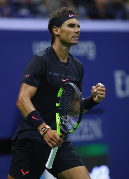 Rafael Nadal defeats Taro Daniel in four sets to reach US Open third round (31)
