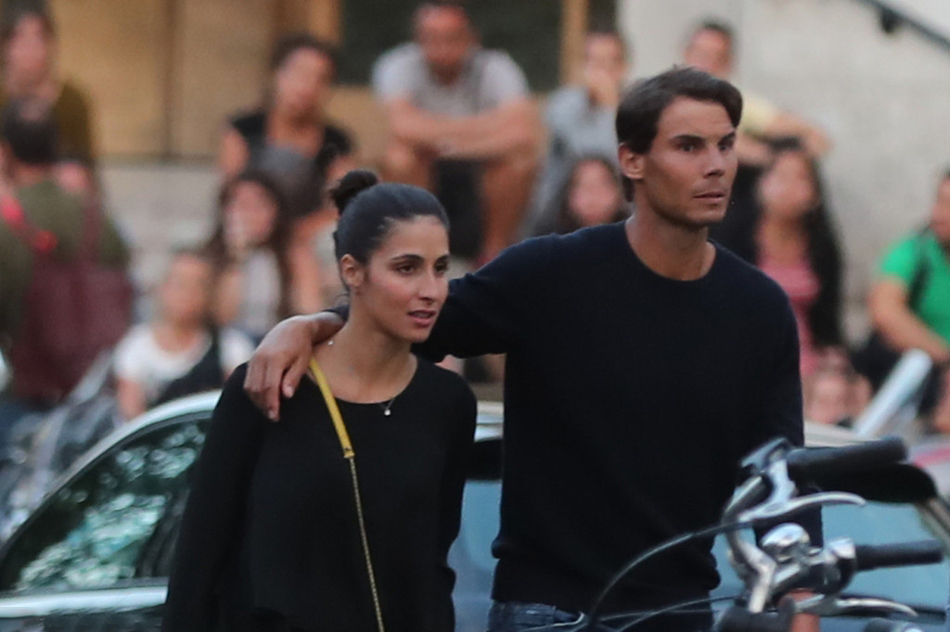 Rafael Nadal And Maria Francisca Perello Upset About Leaked Wedding Plans Rafael Nadal Fans