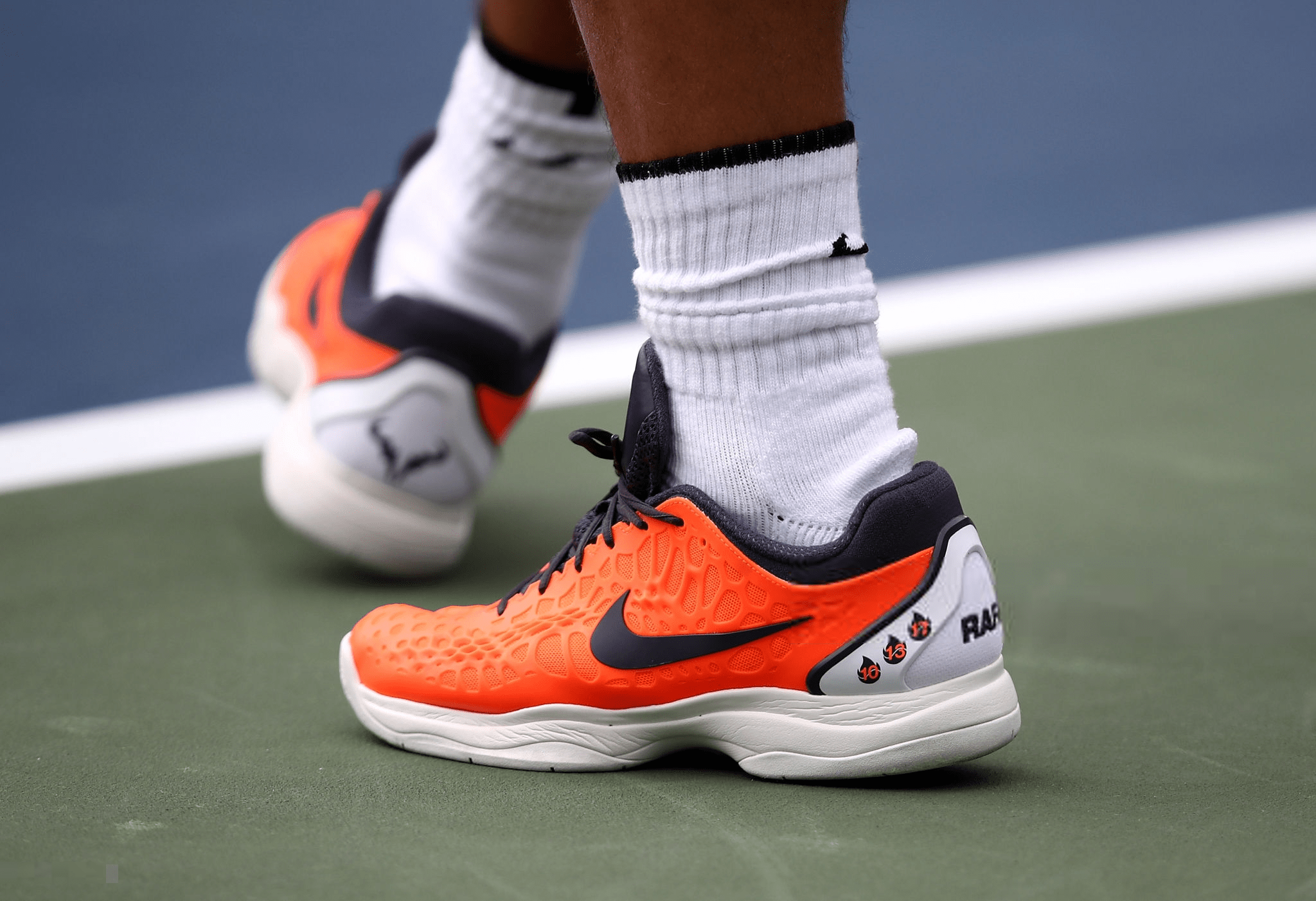 Rafael Nadal 2018 Us Open Nike Shoes Rafael Nadal Fans