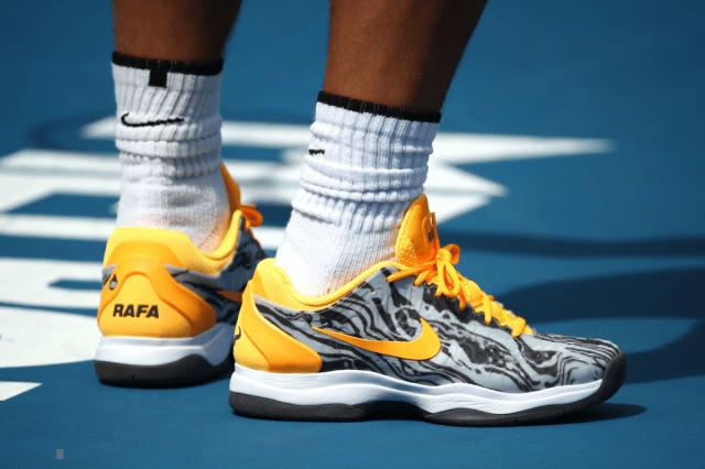 Rafael Nadal Nike Shoes Australian Open 2019 Final 1 Rafael Nadal Fans