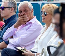 Sebastian Nadal and Ana Maria Perera, parents of Spanish tennis player Rafa Nada, attends the graduation ceremony of Rafa Nadal Academy, students of American International School of Mallorca, in Manacor, Balearic Islands, Spain, 11 June 2019. Rafa Nadal Academy graduation ceremony !ACHTUNG: NUR REDAKTIONELLE NUTZUNG! PUBLICATIONxINxGERxSUIxAUTxONLY Copyright: xCATIxCLADERAx GRAF6901 20190611-636958852630031334