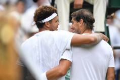 . The Championships 2019. Held at The All England Lawn Tennis Club, Wimbledon. {year4}{month0}{day0}. Credit: AELTC/Ben Solomon