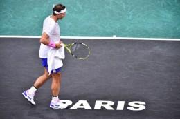 Rafael Nadal Esp TENNIS : Rolex Paris Masters - 29/10/2019 JBAutissier/Panoramic PUBLICATIONxNOTxINxFRAxITAxBEL