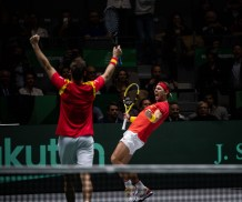 Rafael Nadal leads Spain to Davis Cup semifinals in Madrid 2019 (2)