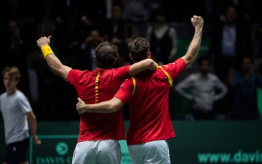 Rafael Nadal leads Spain to Davis Cup semifinals in Madrid 2019 (4)