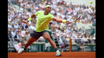 Roland Garros final vs Dominic Thiem - Jullian Finney/Getty Images