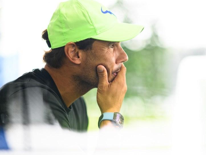 Rafael Nadal 2021 Citi Open photo -